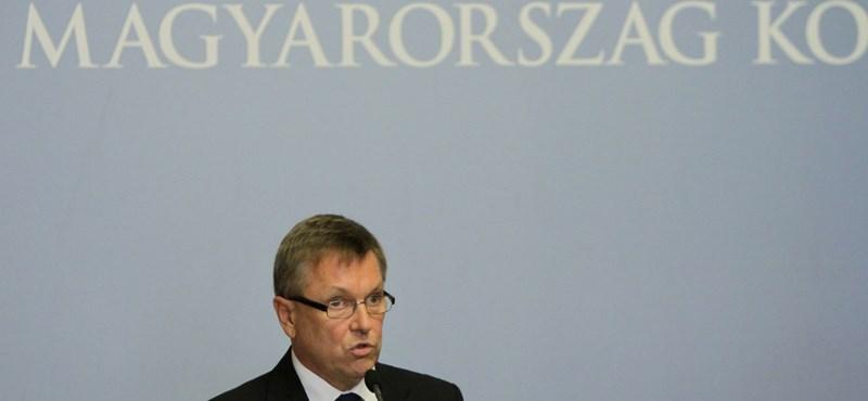 Nem jött be az unortodoxia: Matolcsy az FT-lista alján szerepel