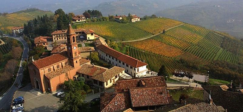 Olaszország gyönyöre: a Langhe vidék (1. rész)