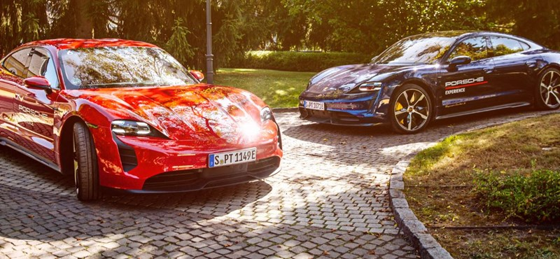 Egy végtére két vágta – Porsche 911 Turbo S és Taycan Turbo S menetpróba