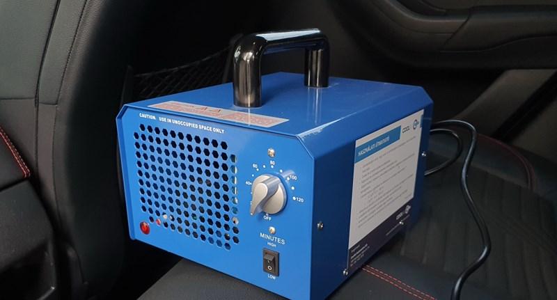 A koronavírus halálos ellensége az ózongenerátor, de vigyázni kell vele – kipróbáltuk a gyakorlatban