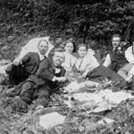 Piknik régen és most – fitymálva csipegetve mulat a magyar