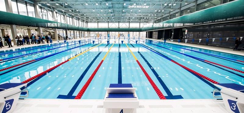 Vasárnaponként úszhat ott, ahol Hosszú Katinka háromszor világbajnok lett