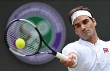 Roger kicsoda? Feltartóztatta a biztonsági őr Federert - videó