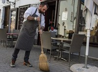 Farkas Örs: Már péntektől lehet étteremben enni Budapesten