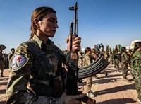 Hatalmát mentené Erdogan a szíriai offenzívával