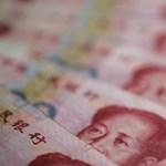 Októbertől a jüan is szerepel az IMF devizatartalék-kimutatásaiban