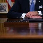 Marie Kondóért kiált ez a rumli: felfordulást örökölt Biden Trumptól a Time címlapján