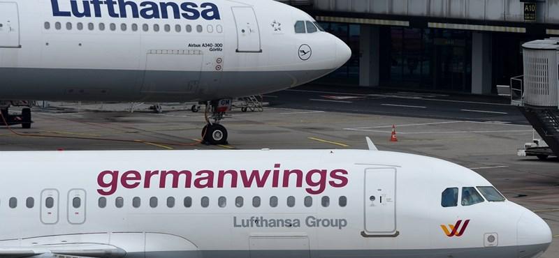 Sztrájkot hirdettek az év végére a Germanwingsnél