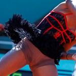 Újra Venus Williams bugyijáról beszél a teniszvilág