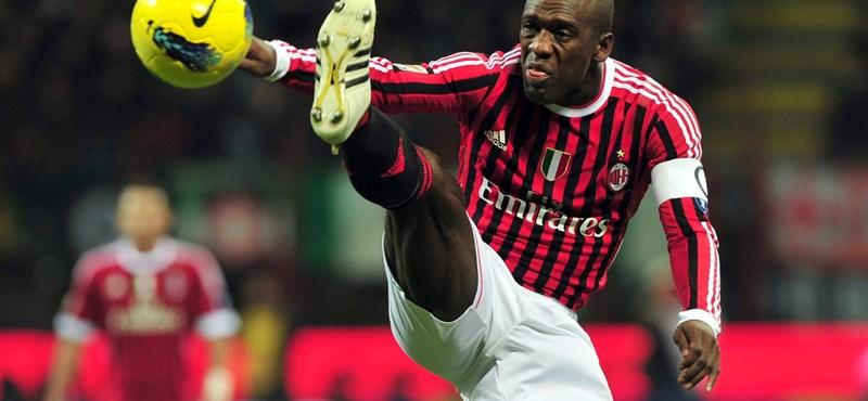 Seedorf a Milan edzője lesz