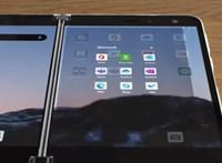 Hamarabb a vártnál: a Microsoft bejelentette a Surface Duo androidos telefont