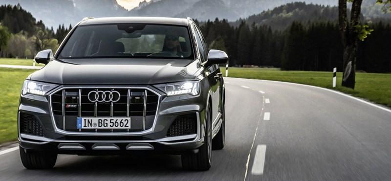 Audi Q9: jön a BMW X7 és a Mercedes GLS új riválisa