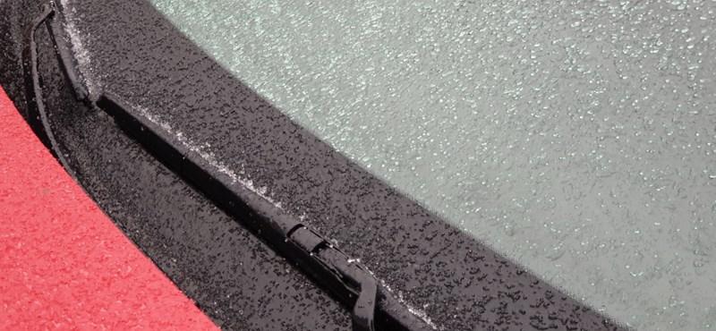 Ónos esőre figyelmeztet a meteorológiai szolgálat