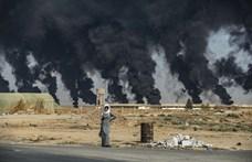 Irán-barát milíciára mért csapást az Egyesült Államok Szíriában