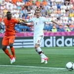 Tíz emlékezetes momentum a foci Eb-ről - fotók