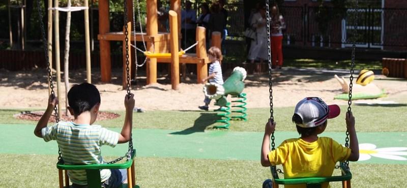 Bolygónknak is jobb, ha gyermeke a szabadban játszik