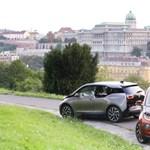 Novembertől Magyarországon is elérhetőek a BMW elektromos autói