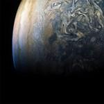 Olyan fotó készült a Jupiterről, amire nagyon nehéz szavakat találni