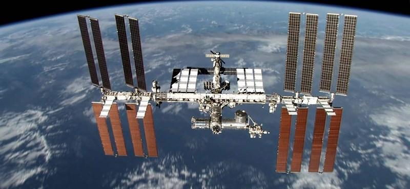 Újraindították a Nemzetközi Űrállomás meghibásodott orosz számítógépét