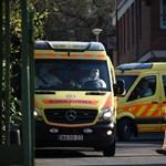 Tizenhárman megfertőződtek a fővárosi Baross utcai idősotthon egyik telephelyén