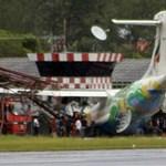 Irányító toronynak ütközött egy repülőgép Thaiföldön - Képekkel