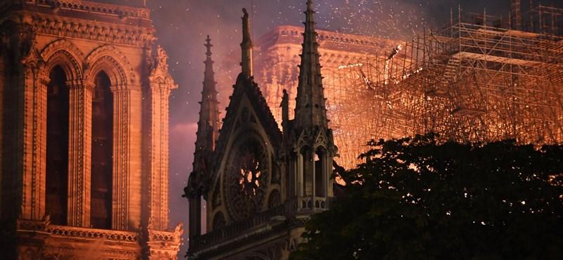 Hont: A Notre-Dame lángjai és a teljes sötétség