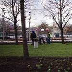 Erzsébet tér: Áder igazat adott Tarlósnak