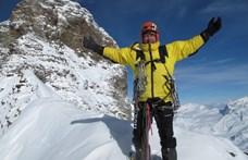 Meghalt Török Zsolt aradi hegymászó