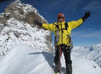 Török Zsolt hegymászó halála után kapott román kitüntetést