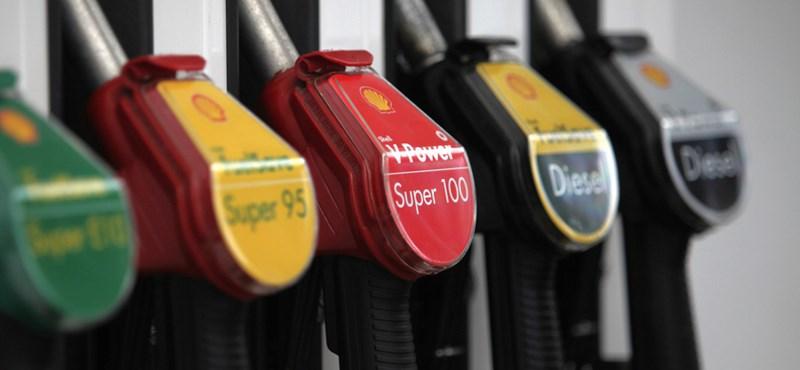 Visszamegy 400 forint alá a benzin