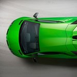 Menet közben leszakadhat a legdurvább Lamborghini motorházteteje