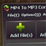 Apró segédlet - nem csak - autósoknak: MP4-ből MP3