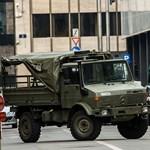 Brüsszeli terror: rajtaütöttek hat emberen az éjjel