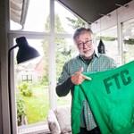 Az igazi Fradi-szív Németországban dobog