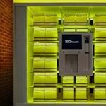 Luxus ajándékautomata New Yorkban