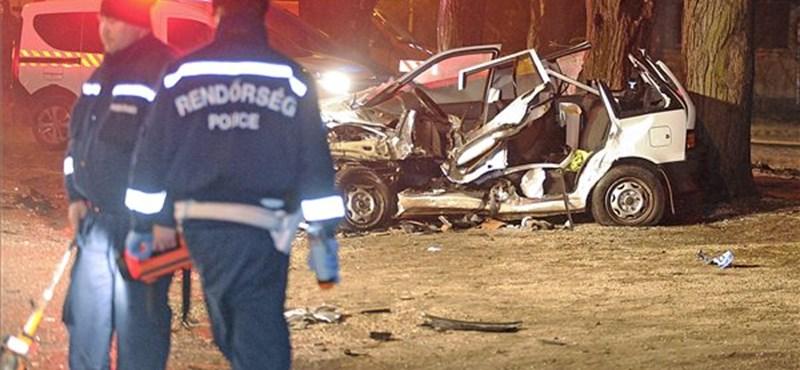 Halálos baleset Bács-Kiskun megyében és Gödöllőn