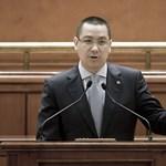 Ponta plagizált a Bukaresti Egyetem szerint: visszavonhatják a doktori címét