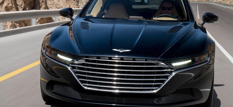 Két modern klasszikussal erősít az Aston Martin