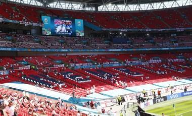 A Wembleyben félház lehet az elődöntőben és a döntőn