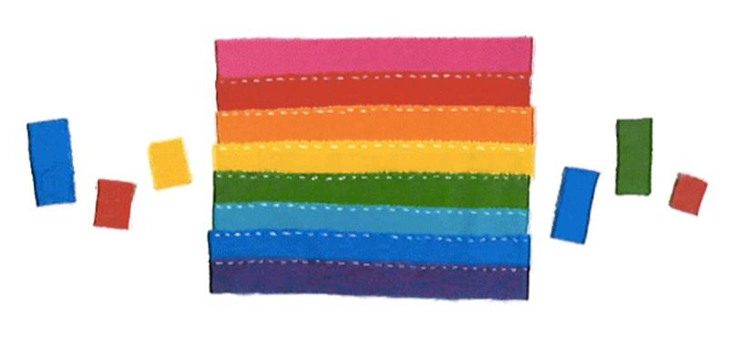 Miért van pont ma színes zászló a Google keresőben? És ki az a Gilbert Baker?