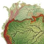 Itt láthatja Földünk összes folyóját