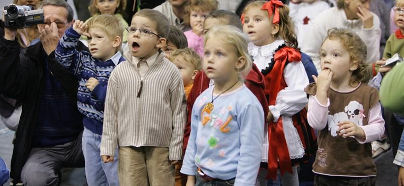Vasárnap a gyerekeké lesz a Millenáris