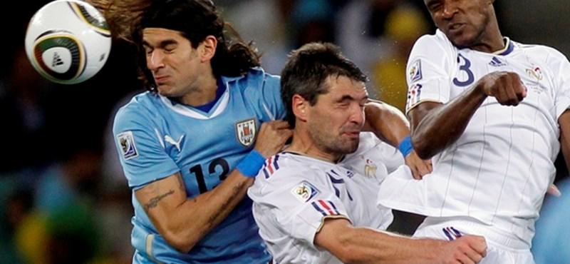 Nézze meg a focivébé első két meccsének legjobb képeit!