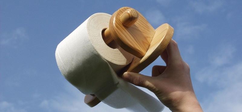 Így lesz megmentő egy toalettpapírt gyártó cégből