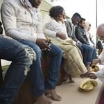 A pápa újra kiállt a menekültek mellett