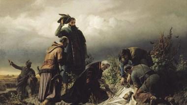Vajon mit pötyögött a mobiljába Lajos király, mielőtt a Csele-patakba fulladt?