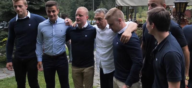 Eljárás indult Orbán ifjú migránsgyűlölő belga barátai ellen