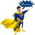 Bajszos szuperhős kabalafigurát kapott a MÁV
