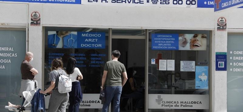 Letartóztattak Mallorcán egy férfit, aki vélhetően 22 embert fertőzött meg koronavírussal