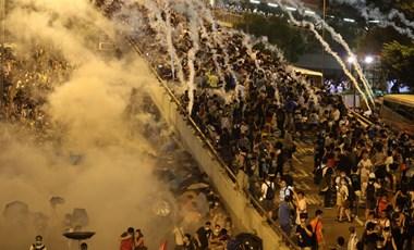 Ilyen a Tienanmen tér óta nem volt – Nagyítás-fotógaléria